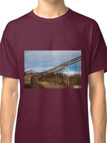 Mining Equipment and Conveyors 3 Classic T-Shirt