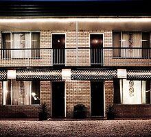 Motel #1 by Elisabeth Devereux