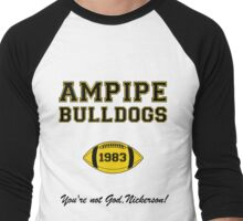 Ampipe Football Men's Baseball ¾ T-Shirt