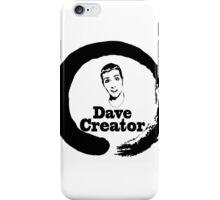 Dave Creator iPhone Case/Skin