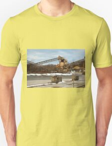 Mining Equipment and Conveyors T-Shirt