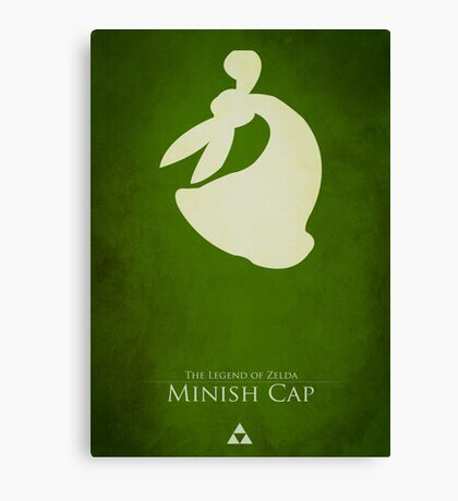 Minish Cap Canvas Print