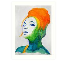 Beyonce Art Print
