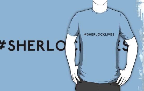 #SHERLOCKLIVES by ohsotorix3