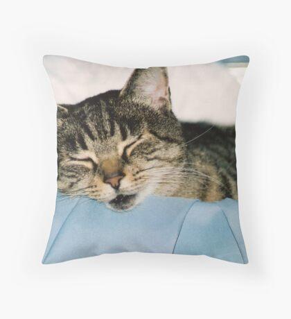 precious in tub Throw Pillow