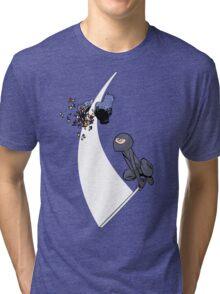 Ninja Piñata Tri-blend T-Shirt