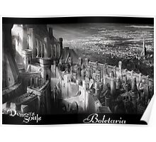 Demon's Souls Boletaria Poster