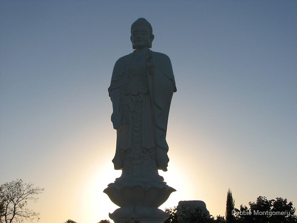 Standing Budda by Debbie Montgomery