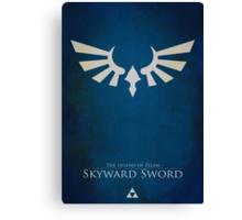Skyward Sword Canvas Print