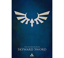 Skyward Sword Photographic Print