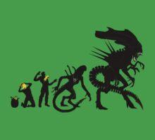 Alien Evolution (NO TEXT) by Samiel