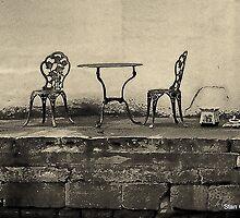 Empty Table by Stan Owen