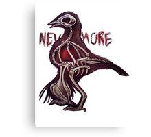 """Nevermore."" Canvas Print"