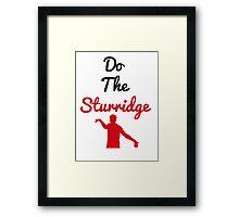 Do The Sturridge Framed Print