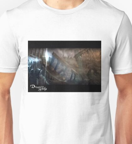 Demon's Souls Boletaria Warriors Unisex T-Shirt