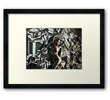 Picasso Who? Framed Print