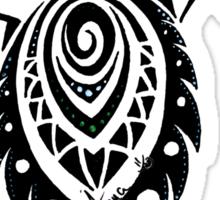 Turtle's Design Sticker