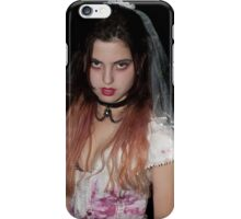 Mum, I spilt something on my dress iPhone Case/Skin