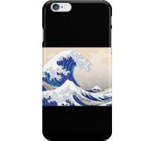 The Great Wave off Kanagawa - Hokusai iPhone Case/Skin