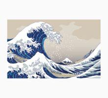 The Great Wave off Kanagawa - Hokusai T-Shirt