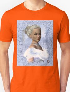 Portrait of the White Witch Unisex T-Shirt