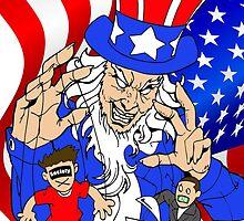 Uncle Scam by BMUUNIVERSITY