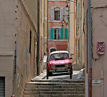 Rue St Francoise by Chris Allen