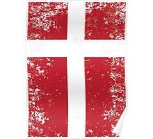 Flag of Denmark Poster