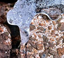 Ice on the Rocks ! by robkal