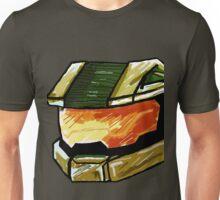 Master Chief Sketch Unisex T-Shirt