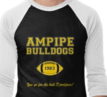 Ampipe Football Alternates Men's Baseball ¾ T-Shirt