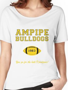Ampipe Football Alternates Women's Relaxed Fit T-Shirt