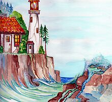 Changing Tides by James Peele