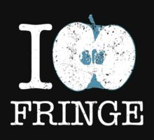 I Heart Fringe by KDGrafx