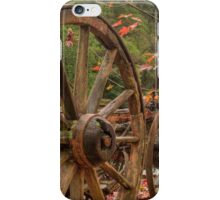 Old Cart iPhone Case/Skin