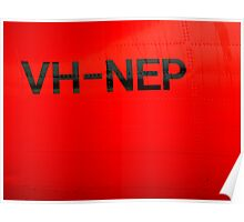 VH-NEP Poster