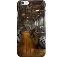 Machinist - Lathes - The original Lather Disc  iPhone Case/Skin