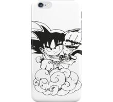 Chibi Son Goku iPhone Case/Skin