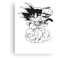 Chibi Son Goku Canvas Print