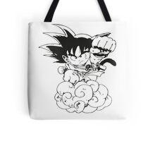 Chibi Son Goku Tote Bag