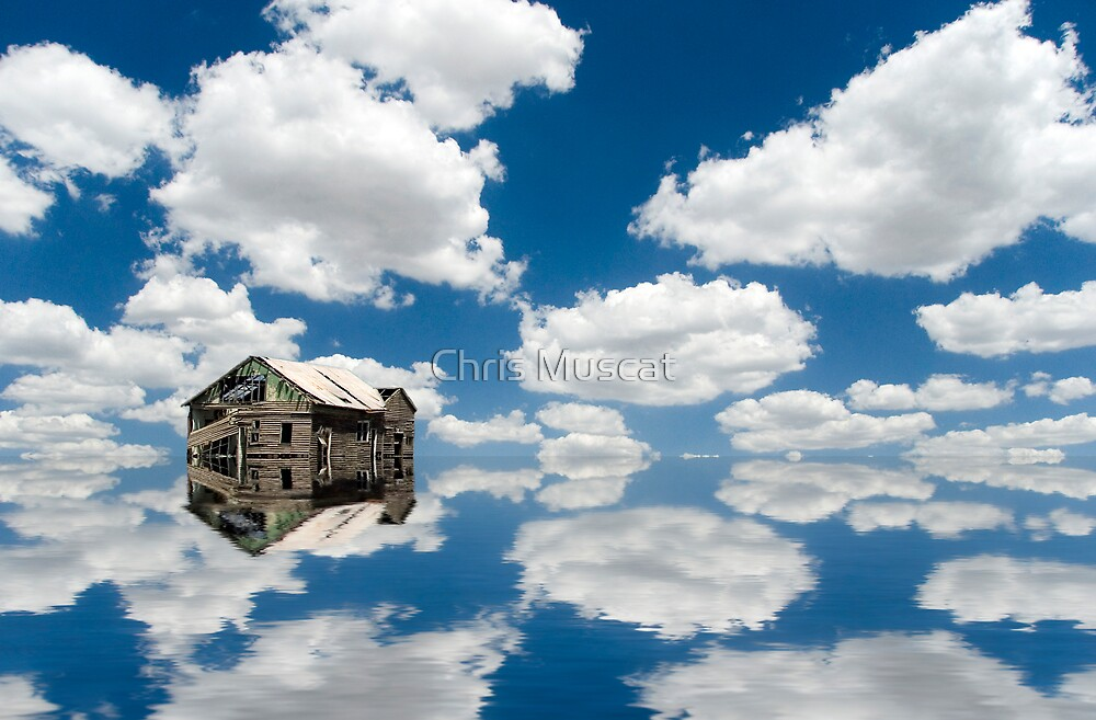 Surreal Dwelling  by Chris Muscat