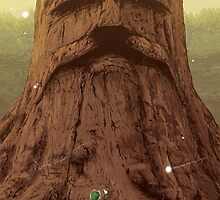 DoA : Great Tree by orioto