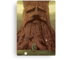DoA : Great Tree Canvas Print
