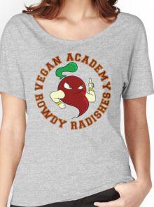 Vegan Academy Rowdy Radish Women's Relaxed Fit T-Shirt