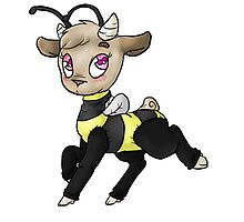 Busy Bee by sexygoatgod
