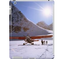 Glacier Landing iPad Case/Skin
