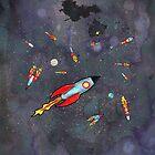 12 Rockets by Susan Craig