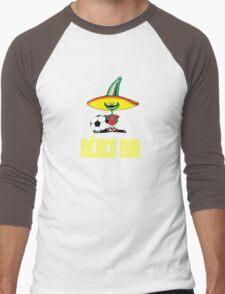México 1986 Men's Baseball ¾ T-Shirt