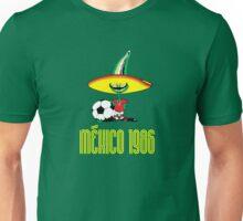 México 1986 Unisex T-Shirt