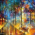 Colors of My Past — Buy Now Link - www.etsy.com/listing/128111961 by Leonid  Afremov